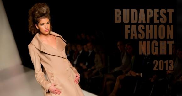 Budapest Fashion NIght – Németh Anikó - MANIER divatbemutató (Budapest Backstage Blog)
