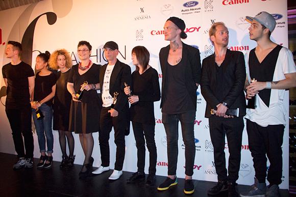Fashion Awards – a díjazottak Fotó: © BudapestBackstage.com