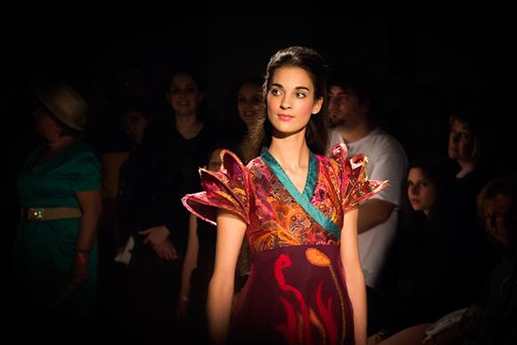 Francia est - részlet a MANIER haute couture bemutatóból Fotó: © BudapestBackstage.com