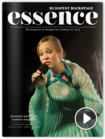 ESSENCE 2012 – Budapest Backstage